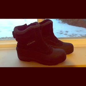 Men's Columbia thermolite waterproof boots